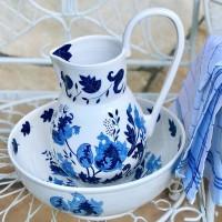 Blue Flower Serie Jug Set - SR-19SRCCK001