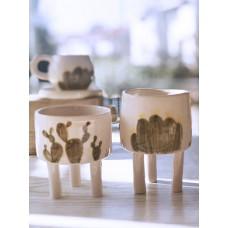 Cactus Patterned Pot Set - SK-20SKTRP039